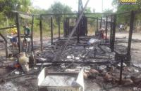Incêndio em residência na zona rural do município de Óbidos | Portal Obidense