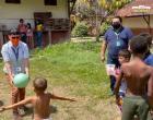 E+ Energia Voluntária leva entretenimento às crianças de São Francisco | Portal Obidense