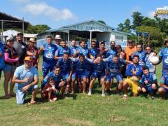 Futebol na comunidade Vila Roberta | Portal Obidense