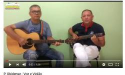 P. Obidense - Voz e Violão