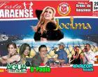 Diretores do Obidense FC fazem lançamento do cartaz oficial da Festa Paraense Aniversário de Óbidos.