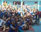Escola inglês de Souza é a grande campeã do concurso de fanfarras em Santarém na categoria simples.