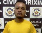 Policia Civil e militar, cumprem mandado de prisão de traficantes em Oriximiná. Segundo a polícia eles abasteciam cidades como Óbidos e Santarém.