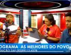"""Nesta segunda-feira (19) tem o programa """"As Melhores do Povo"""" com matéria sobre Óbidos e muita música"""