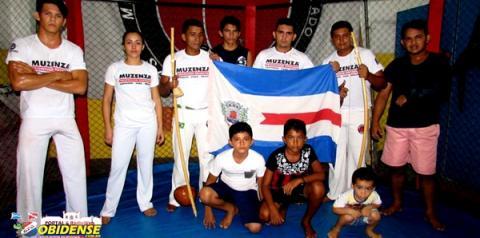 Capoeirista de Óbidos irão a Santarém para troca de experiência e mudança de faixa.