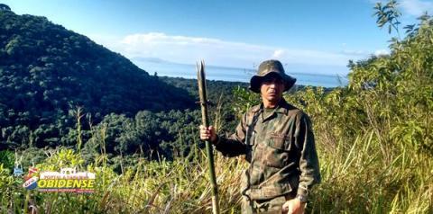 Nas dificuldades da vida o aprendizado de superar desafios deu a qualificação de ensinar e aperfeiçoar Fuzileiros Navais