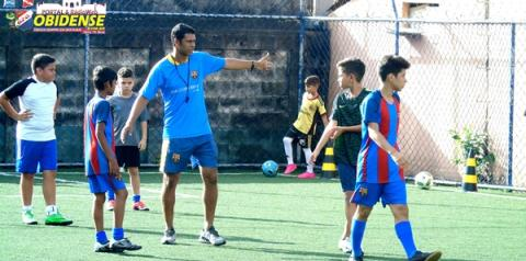 Escolinha do Barcelona Brasil vira referência em Manaus