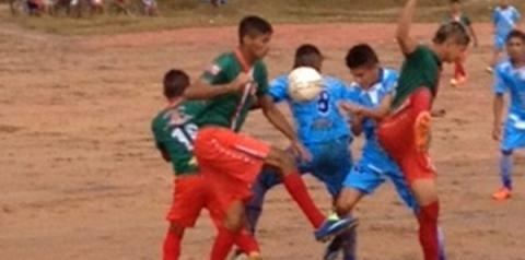 Início no último sábado à Copa Sub-20 de futebol, promovida pela Liga Desportiva Obidense.