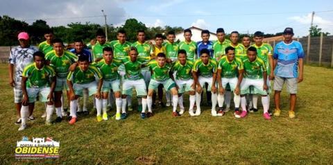 Seleção de Curuá vencer seleção de Mojuí de Virada e Gunga foi o nome da partida.