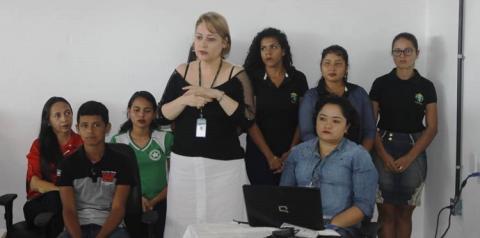 """Em Óbidos é realizado """"I Encontro de diálogos de enfrentamento ao suicídio no município""""."""