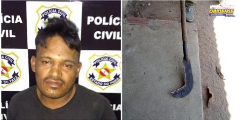 Idoso de 63 anos de idade e assassinado na comunidade de Jutuarana em Oriximiná – PA.