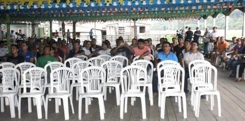 Apesar de intenso convite população Obidense não comparece em massa a colônia Z-19 para tratar do projeto Orla da cidade