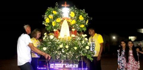 Festividade de Nossa Senhora de Fátima iniciou na noite deste Sábado em Óbidos