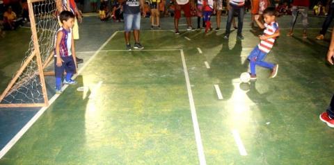 Jogos estudantis 2019 estão sendo realizados em Óbidos. Abertura foi nesta terça-feira (28)