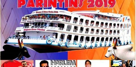 Ferry Boat Comte. Paiva V, está oferecendo pacote fluvial para os três dias do Festival de Parintins 2019