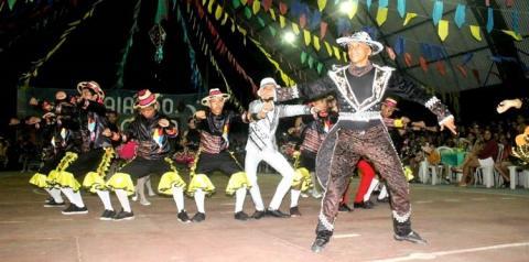Arraiá do Chicão, na escola São Francisco foi sucesso em Óbidos