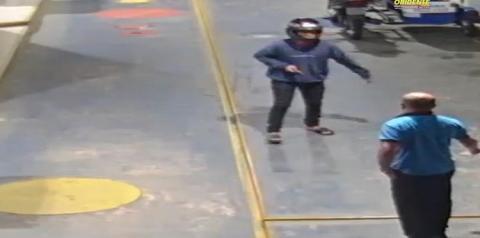 Adolescente é apreendido no início da noite de quarta-feira (26) acusado de praticar assalto em Oriximiná