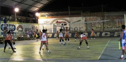 Campeonato de vôlei em Óbidos, tem início dia 03 de Agosto