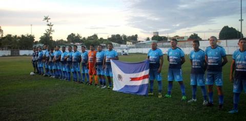Secretário de esporte Jalico Aquino fala da II Copa Master e da final do Campeonato Obidense, em Óbidos