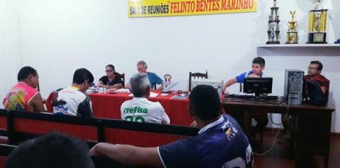 LDO e os seis clubes filiados se reúnem para acertar detalhes da final no Arizão – Portal Obidense