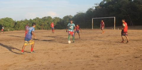 Vila Nova treina para o jogo da grande final contra o São Francisco – Portal Obidense