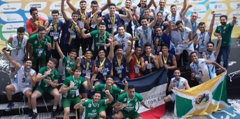 Termina a Conferência Norte dos Jogos Universitários Brasileiros