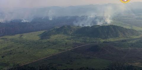 Governo do Pará começa a identificar responsáveis por queimadas