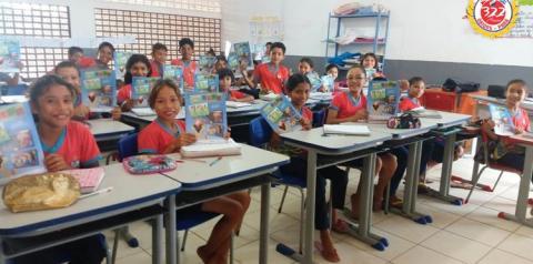 Projeto Proerd vai abranger novas escolas no 2° semestre em Óbidos | Portal Obidense