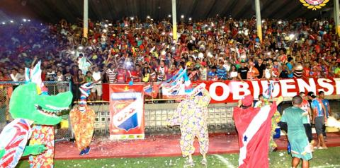 Estádio do SESI, será palco do confronto amistoso que vai homenagear jogadores fundadores do Obidense FC | Portal Obidense