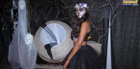 Nilton Melo e a magia do Halloween   Portal Obidense