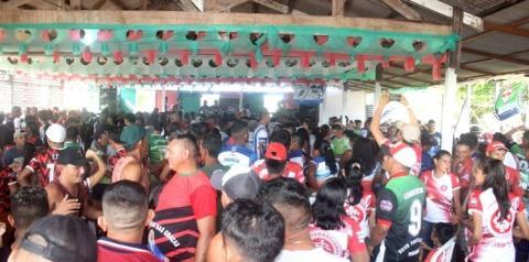 Torneio do Novo Sucesso no Pará de Baixo | Portal Obidense