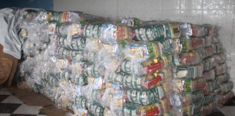 Mais de 400 cestas básicas serão doadas em Óbidos   Portal Obidense