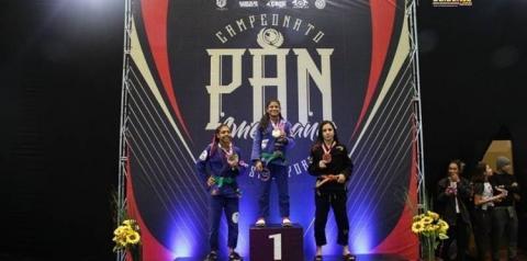 Irmãs paraenses são campeãs em Pan-Americano de Jiu-Jitsu | Portal Obidense