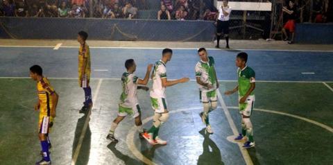 Futsal do Mariano – final de semana sai os quatro melhores   Portal Obidense