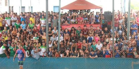 Felipe Patroni e Raimundo Chaves lideraram os jogos estudantis | Portal Obidense