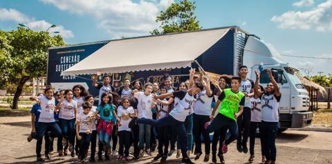 Projeto de teatro e cinema gratuitos chega ao Oeste Pará | Portal Obidense
