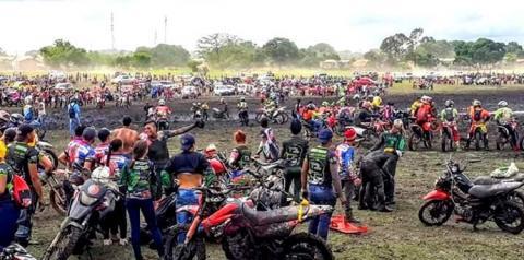 Raid Alenquer Curuá 20 anos de radicalidade sobre lama | Portal Obidense