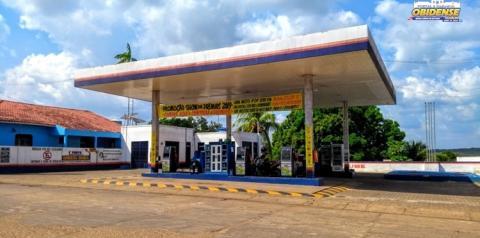 Rede de postos oferece aos seus clientes obidenses gasolina que rende 10% mais do que a comum   Portal Obidense