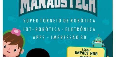 III Mostra Tecnológica da Manaós Tech for Kids. Acontece no sábado (14) | Portal Obidense