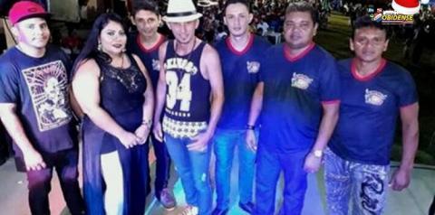 Banda Brisa Show será uma das 11 atrações do Natal Solidário da AMO   Portal Obidense