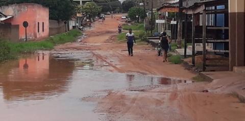 Algumas ruas de Óbidos em má condições de trafegabilidade | Portal Obidense
