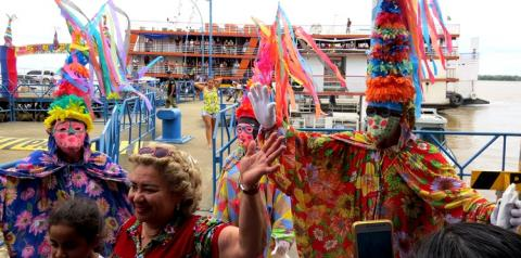 Prefeitura divulga calendário do Pré-CarnaPauixis em Óbidos | Portal Obidense