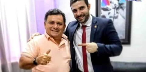 Vereador Rosinaldo Cardoso emite nota, informando sua filiação ao PODEMOS 19 | Portal Obidense