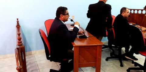 Em sessão na CMO vereador solicita notas de combustível gasto pelo município de Óbidos | Portal Obidense