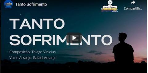 Obidense tem música autoral gravada por cantor de Santa Catarina | Portal Obidense