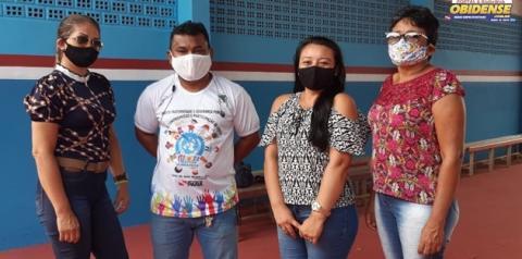 Arraial virtual da escola Frei Edmundo, acontece dia 26 | Portal Obidense