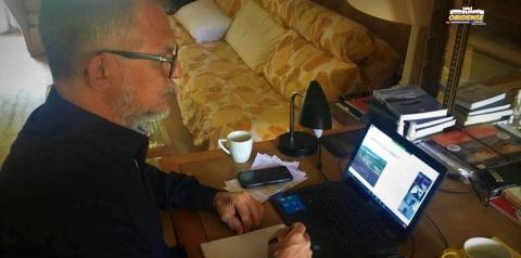 Professor Obidense Otávio do Canto participou de banca de mestrado da Universidade de Le Mans ǀ Portal Obidense