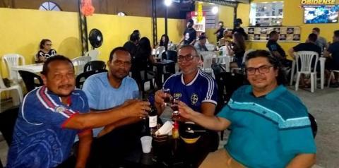 Representantes do Obidense FC e AMAO Máster fecham jogo de aniversário dia 04 de outubro em Manaus | Portal Obidense