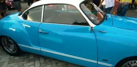Belos modelos no encontro de carros antigos em Manaus | Portal Obidense