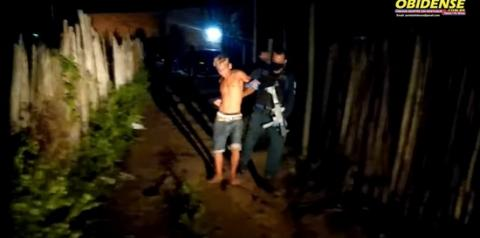 Homem é preso suspeito de participação em assalto | Portal Obidense